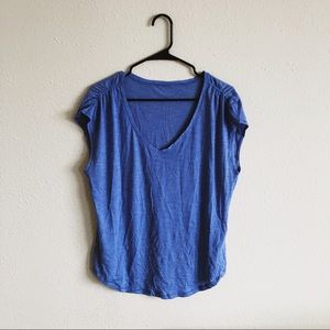 Lululemon v-neck flowy shirt